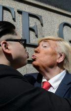 Donald Trump x Kim Jong Un|A Love Story by MakAttackOwO