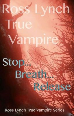 Ross Lynch as a Vampire