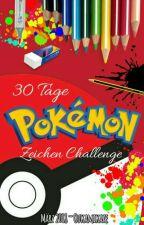 30 Tage Pokémon Zeichen Challenge [März 2018] by Oukamikaze