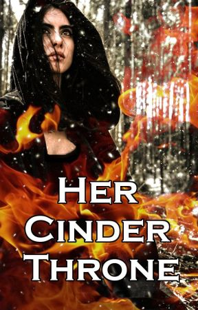 Her Cinder Throne by ViridianHues