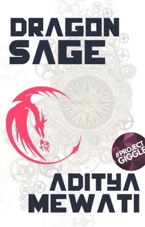 Dragon Sage by Aditya_Mewati