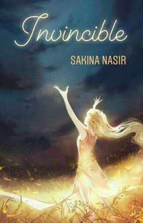 Invincible  by SakinaNasir5253