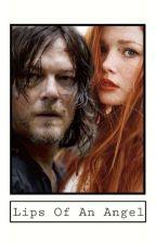 • Lips of an Angel • Daryl Dixon by babxtania