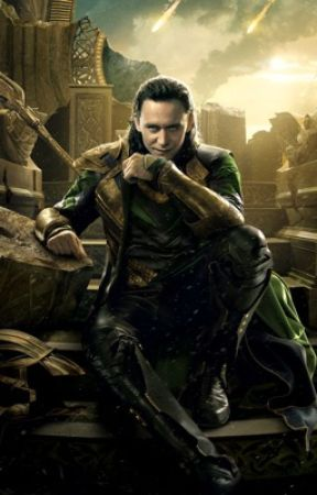 No orders.(Loki x Male!Reader!) by amyvamp