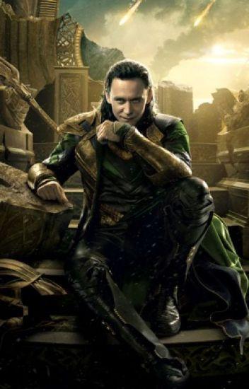 No orders.(Loki x Male!Reader!)