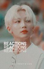 Kpop Reactions [B O Y S] +18 by ohmybyxn