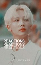 Kpop Reactions [B O Y S] +18 by ohmybyxn