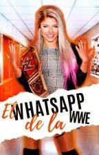 ✿«El WhatsApp de la WWE»✿ by Danny_BksReigns