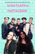WhatsApp & Instagram CNCO by CNCOwners_oficial