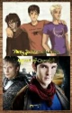 Percy Jackson in Camelot by jmposey92