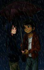 Under the Rain {~ Higuel ~} by CallMeAnnieDubs13