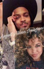 August Alsina Imagines by qxeensina