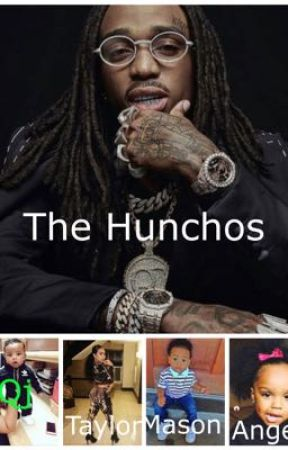 The Hunchos(trilogy to Old Thang) by ShayBabiee15