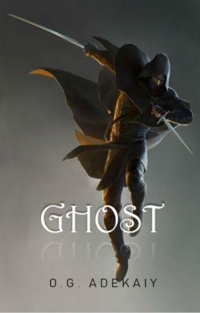 Ghost by Olubean