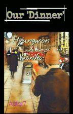 Our 'Dinner' - HyungWonho Hyungwon x Wonho Monsta X by AStar7
