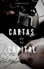 Cartas De La Capital by RTCornejo