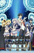Animazing Academy by sherlockholmes16