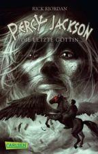 Percy Jackson Buch Tag by queenlydrew