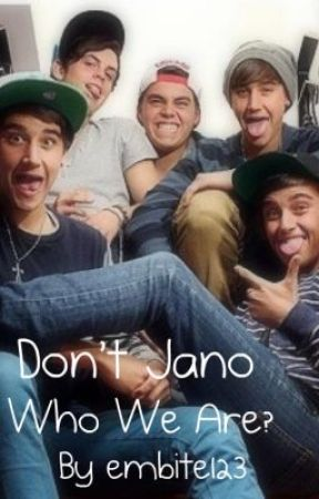 Don't Jano Who We Are? - A Janoskian Fan Fiction by embite123