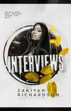 Interviews √ by tovarxz