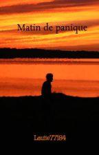 Matin de panique by Laulie77184