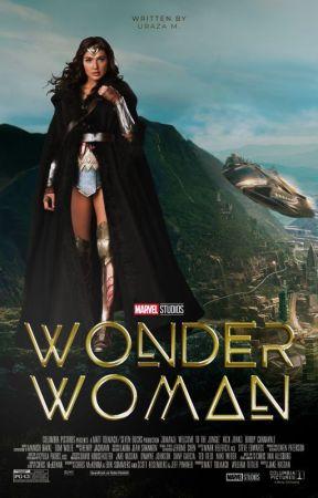 Wonder Woman ✧ T'CHALLA by smileilish