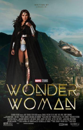 Wonder Woman ✧ T'CHALLA