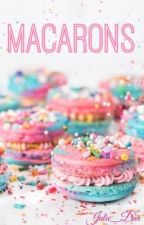 Macarons  by Julie_Dnr