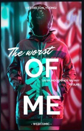 THE WORST OF ME  by lifebreton_yoongi
