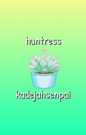 huntress•scott mccall by KadejahSenpai