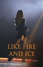Like Fire and Ice (Yoonnie) by jenniexunicorns
