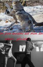 Mon pire ennemi est mon âme-soeur... géniale ! by LaFolleSadique