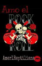 Amo el Rock and Roll  by Amer1Reptiliana