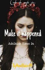 "Make it happened /Theo Raeken/Completa  1°Libro Della Serie  ""I'll Be Good "" by LunaBlakee09"