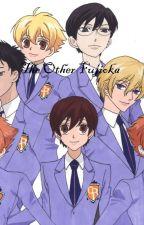 The Other Fujioka [OHSHC] by Alaynacarlson