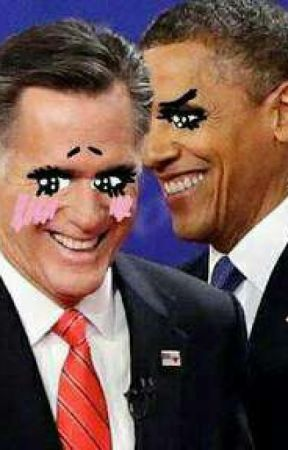Hitler X Obama |•amor confuso•| by Nailychan