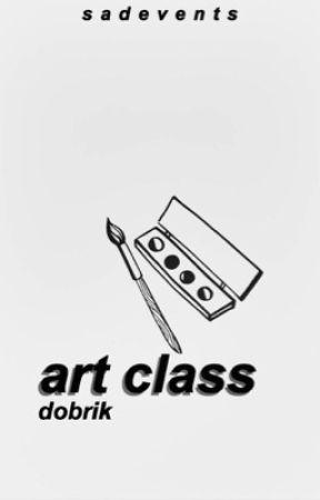 art class // david dobrik by sadevents