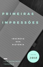 Concurso Primeiras Impressões (2018) by LuizFernandoTeodosio
