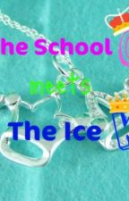 The School Q meets the Ice K by MiszMadHatter