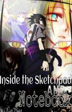 Inside the Sketchpad & Notebook by KiZuTsu