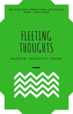 Fleeting Thoughts by AndrewFrank5