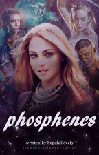 Phosphenes ⊶ Wally West by hopefullovely