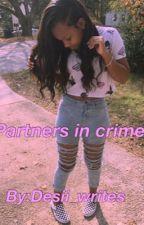 Partners in crime💗 (Jahi Winston love story) by Desii_Writes