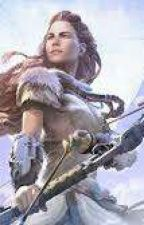 aloy x past soldier male reader  by underboundsans