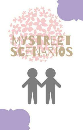 Aphmau Mystreet Scenarios by NobodyButChu