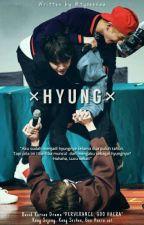 HYUNG || myg × jjk × kth by tyoonnaa