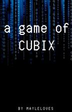 The game of Cubix BHNA reader insert by Mayleloves