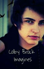 colby brock imagines  by SuggSquad25