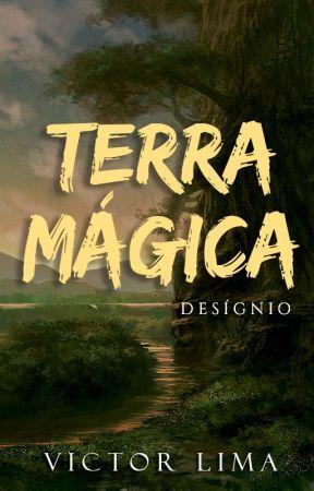 Terra Mágica: Desígnio by VitoNL