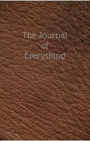 The Journal of Everything by Aonodensetsu